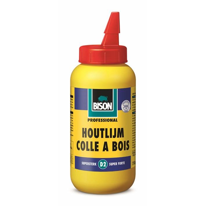 1337115 BS Houtlijm D2 Flacon 750 g NL/FR