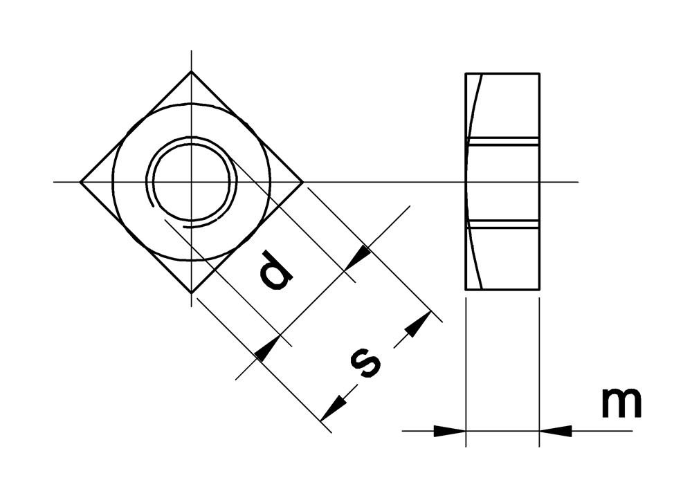 Vierkantmoeren