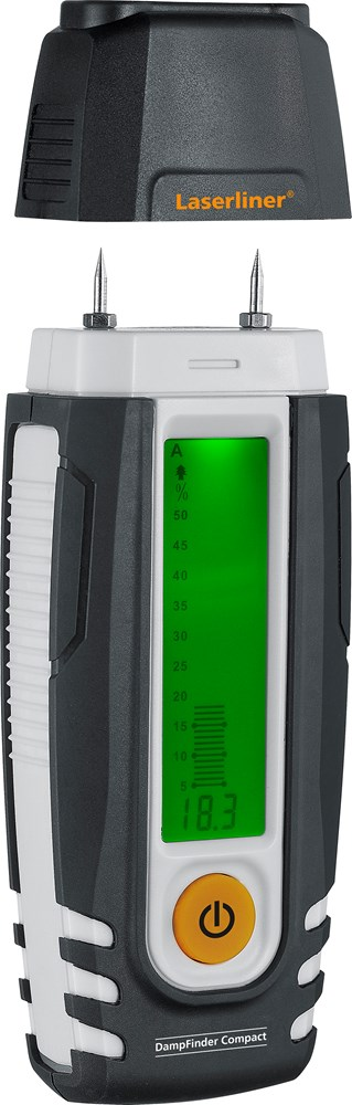 LASERLINER DAMP FINDER COMPACT DAMP FINDER