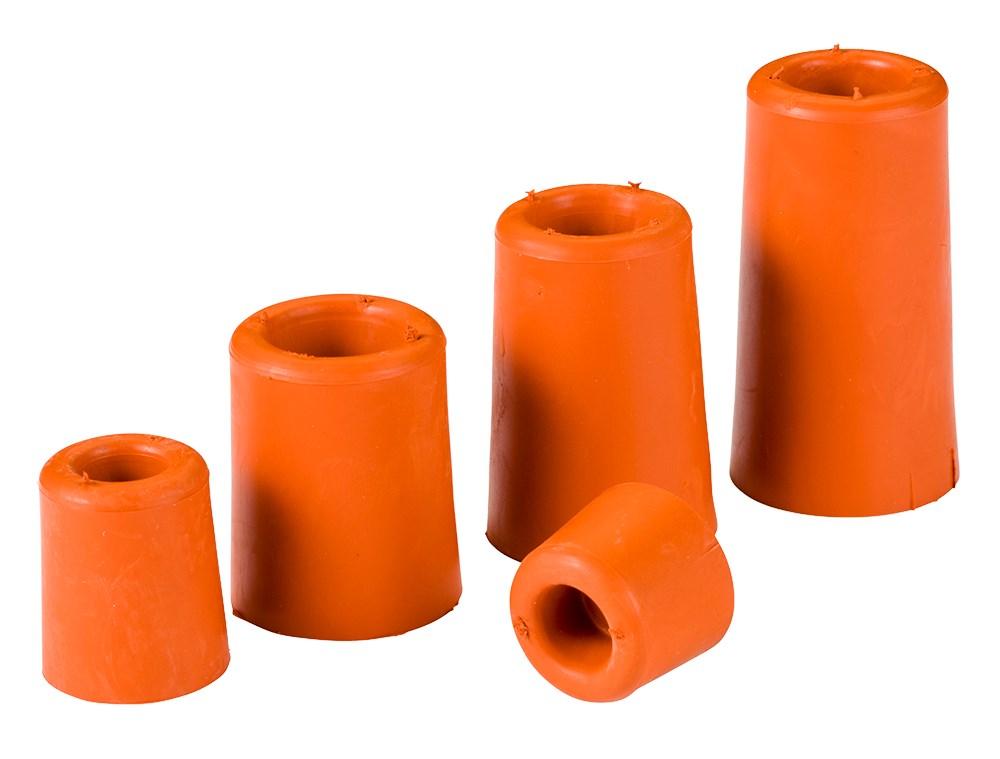 GRIPLINE Deurbuffers 60 mm rood
