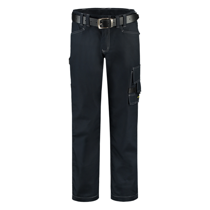 Werkbroek Canvas Navy