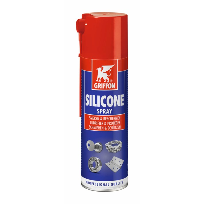 1233406 GR Silicone SPRAY Aerosol 300ML NL/FR