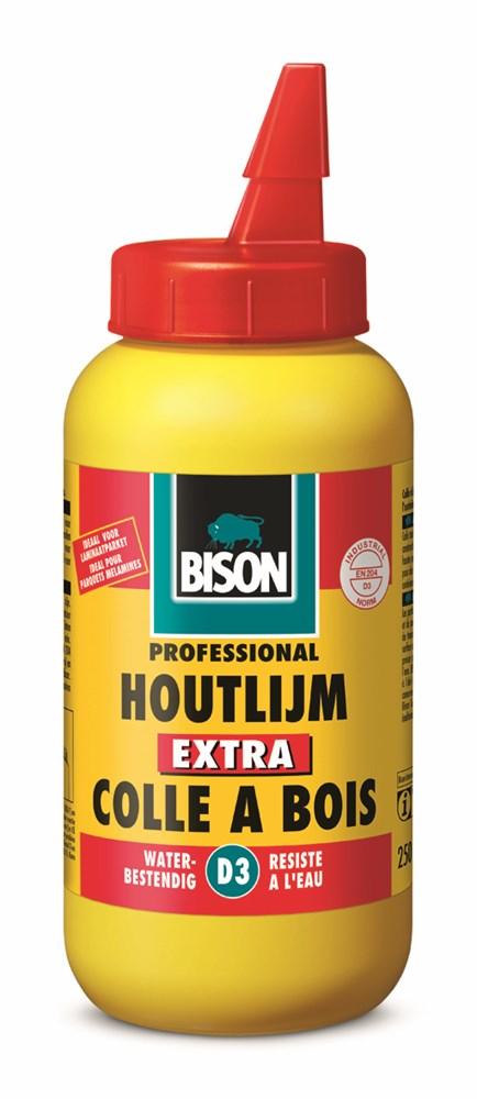 BISON HOUTLIJM EXTRA D3 250GR