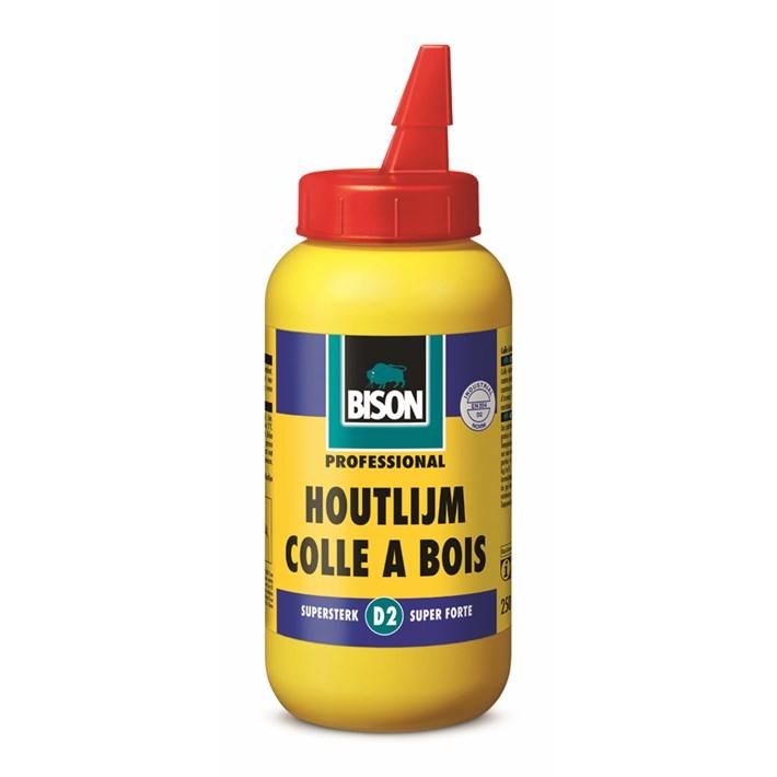 1337100 BS Houtlijm Flacon 250 g NL/FR