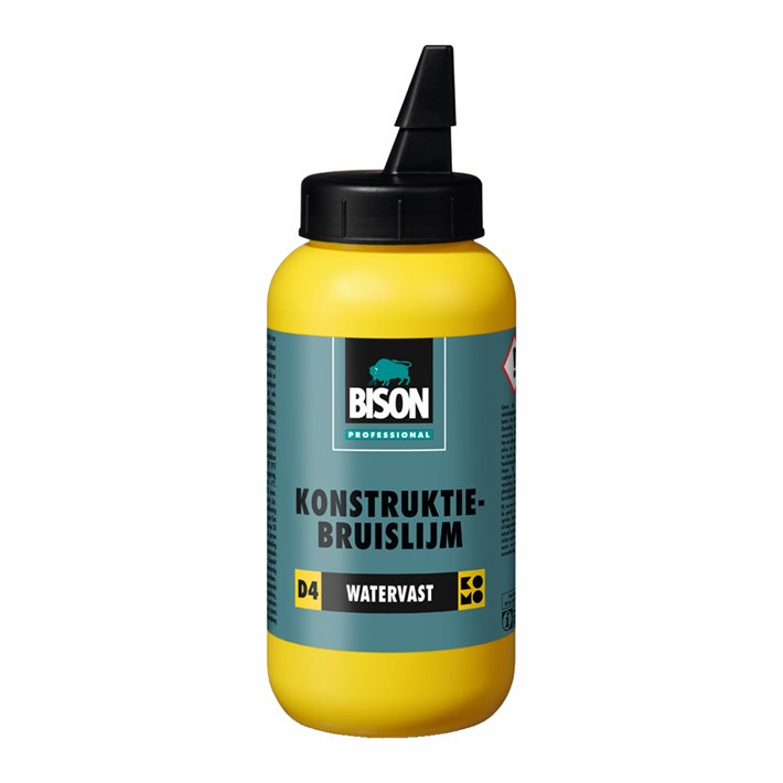 1388657 BP Konstruktiebruislijm Watervast D4 Flacon 750 g NL