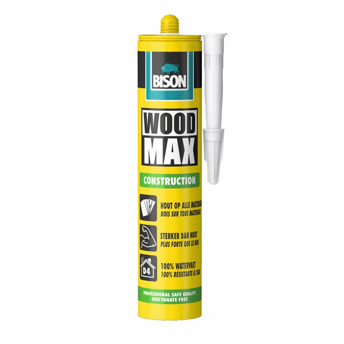 6311171 BS Wood Max cartridge 380g NL/FR