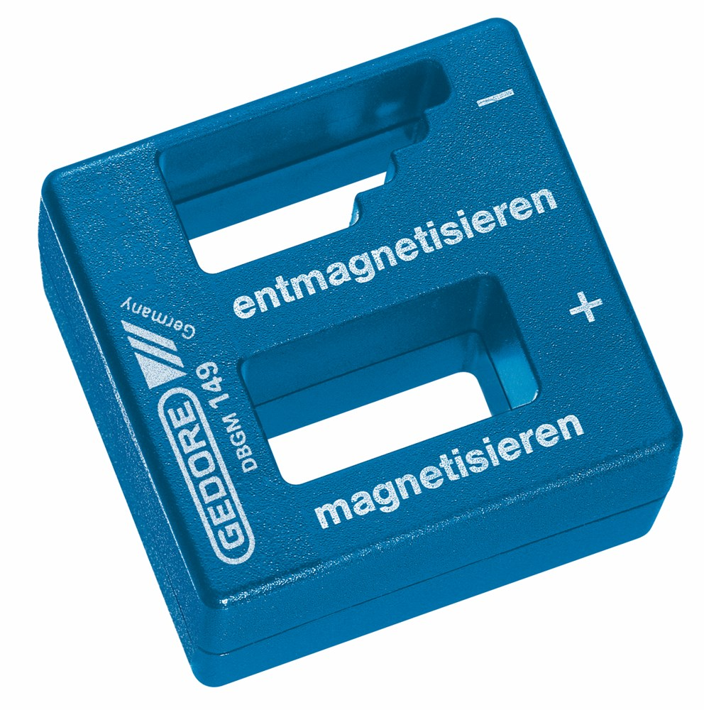 Demagnetiseringsapparaten