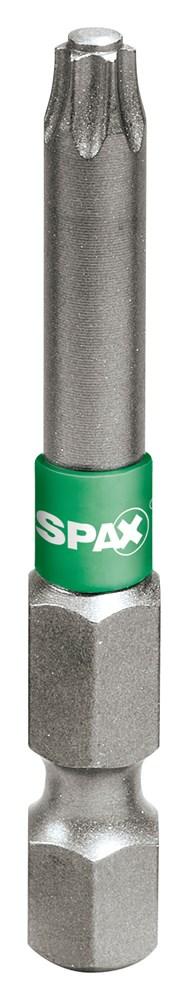 SPAX BIT TORX 20 50MM T-STAR