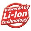 De lithium-ion-technologie Geen zelfontlading. Geen memory-effect.