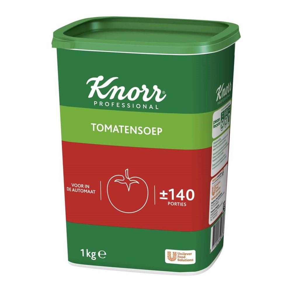 KNORR AUTOMATENSOEP TOMAAT 1KG