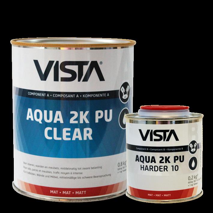 2K PU Clear EM Set 1 kg.