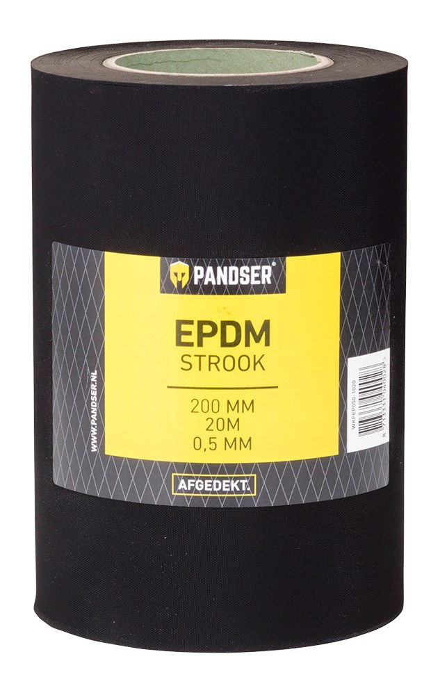 PANDSER® EPDM 1,25 x 20 M x 0,5 mm
