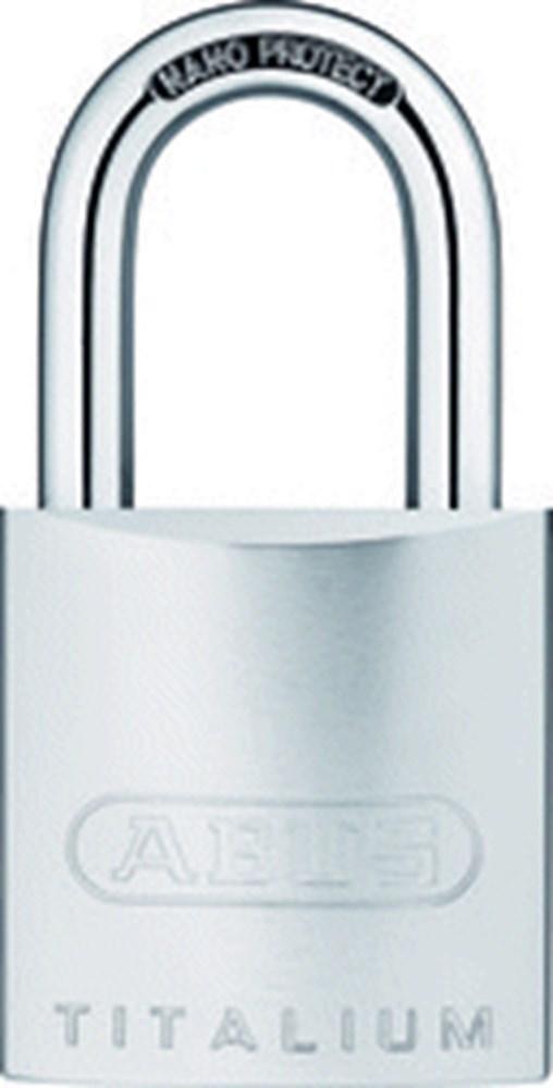 Hangslot cilinder, aluminium