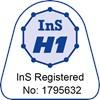 H1 gecertificeerd - incidenteel voedselcontact