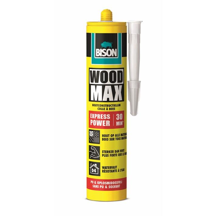 6314516  BISON Wood Max Express Power cartridge 380g NL/FR