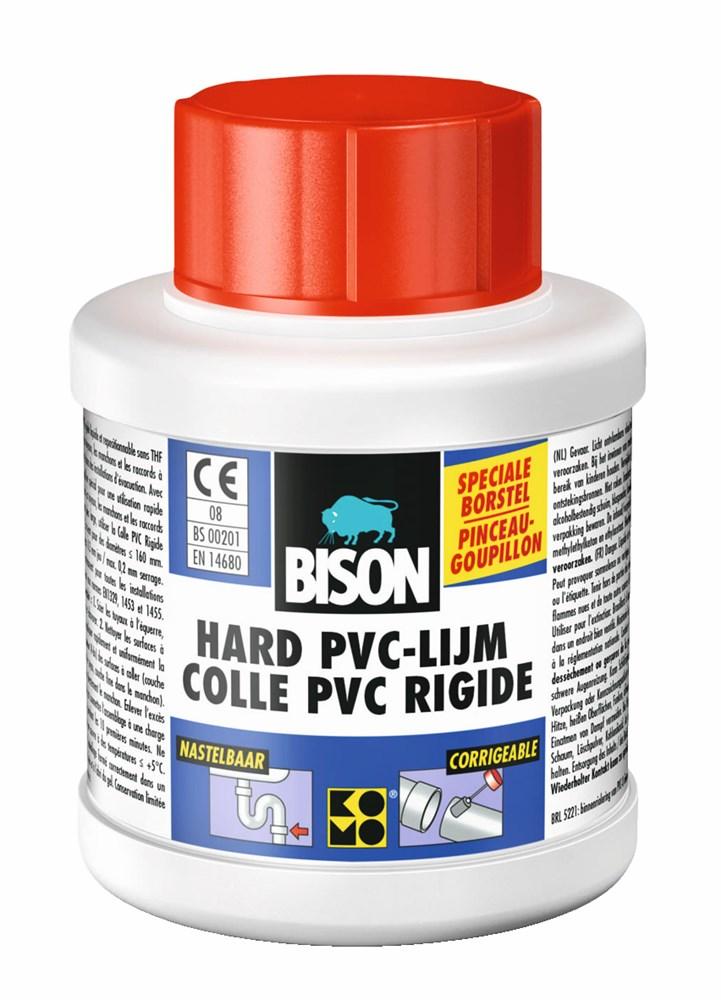 BISON HARD-PVC-LIJM  250ML