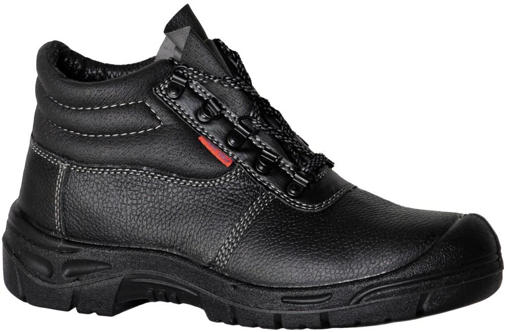 Werkschoenen Groothandel.Work Grip Veiligheidsschoen Zwart S3 Lima 39 Marree Technische