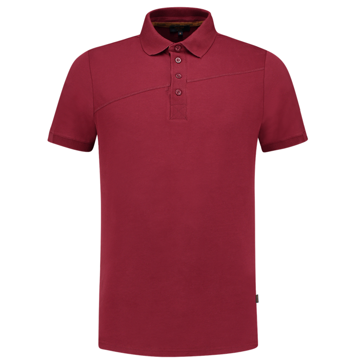 Tricorp Poloshirt Premium Naden Bordeaux