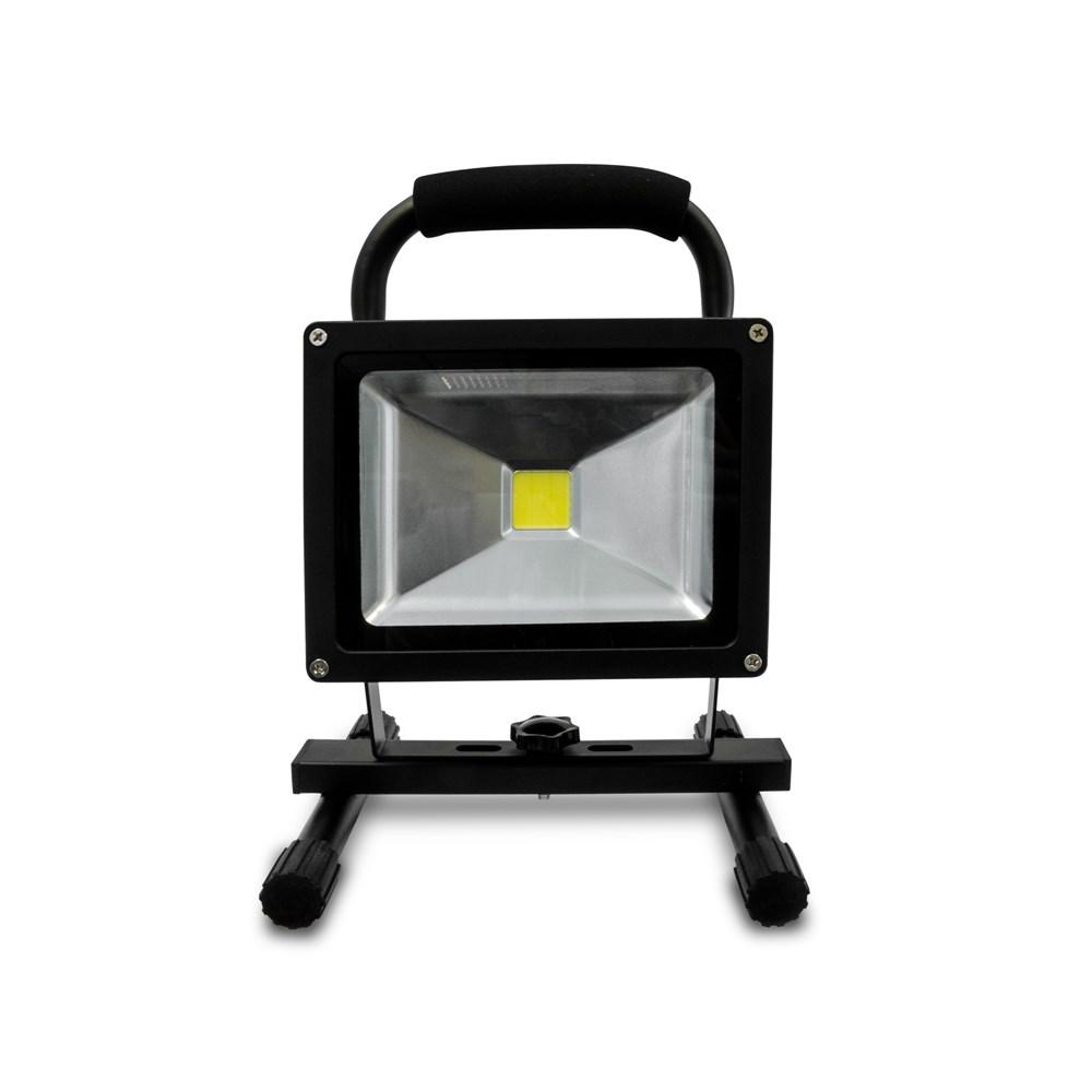 TAB ACCU LED BOUWPLAMP 3-IN-1 7W/12W/20W