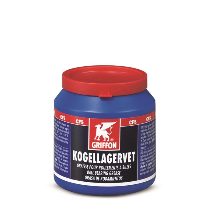 1233249 GR Kogellagervet Pot 200 g NL/FR/EN/ES