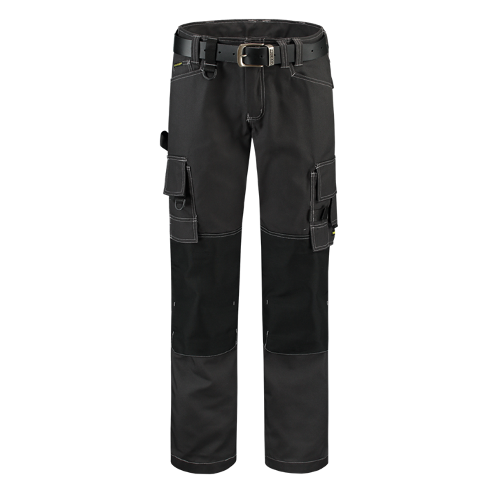 Werkbroek Condura Canvas Darkgrey