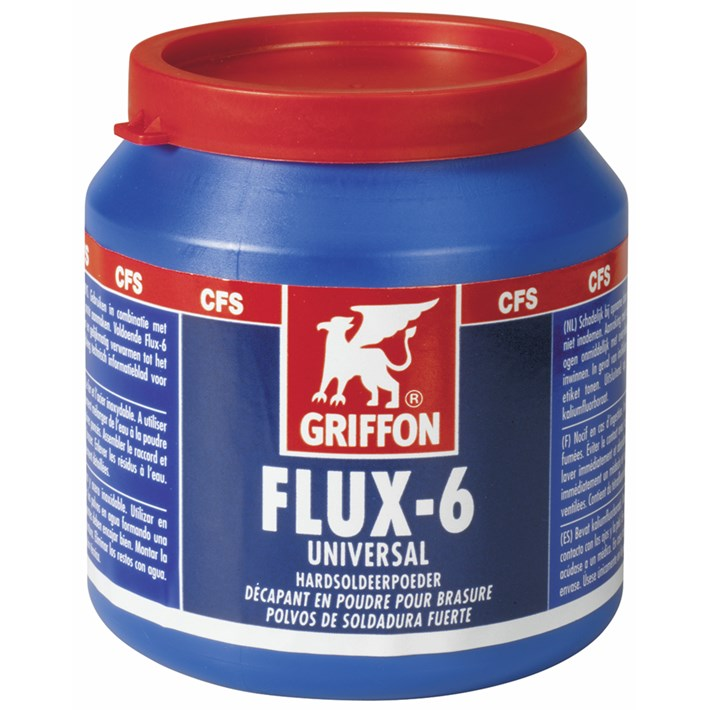 1232009 GR Flux-6 Pot 200 g NL/FR/EN/ES