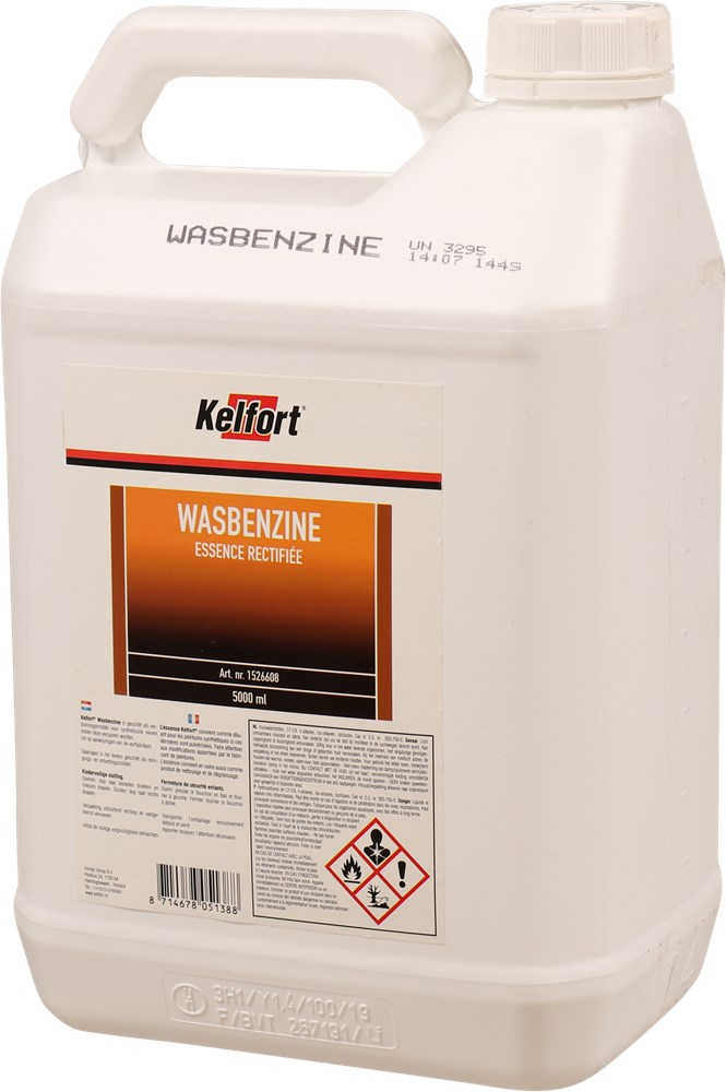 KELFORT WASBENZINE  5L