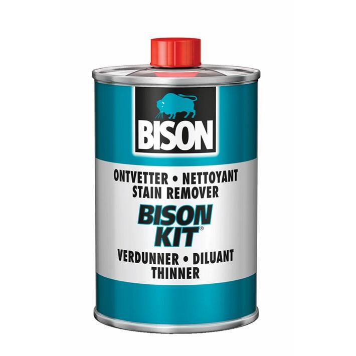 6306769 BS Ontvetter/Verdunner voor Bison Kit® Blik 1l NL/FR/EN