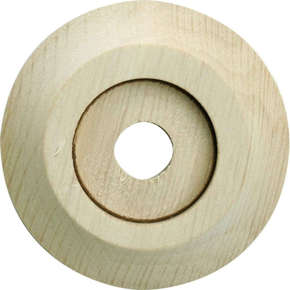 Krukrozet, hout