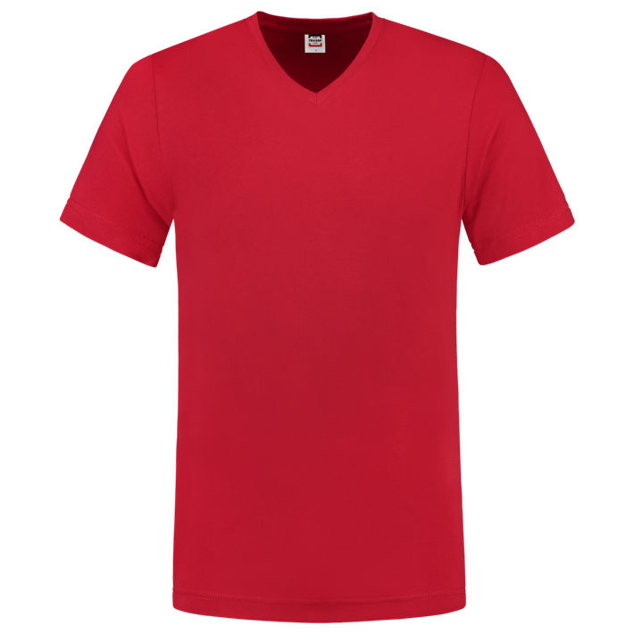 Tricorp T-shirt Rondehals SlimFit Red