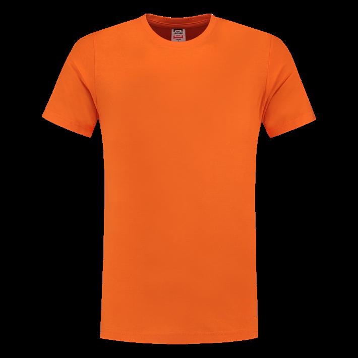 Tricorp T-shirt Rondehals SlimFit Orange