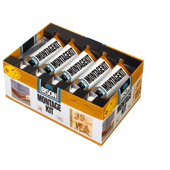 1306018 BS Counterdisplay Montagekit Original Tube 125 g*15