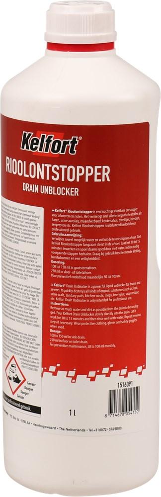KELFORT RIOOLONTSTOPPER  1LTR
