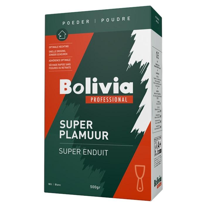 Super plamuur - 500 gram