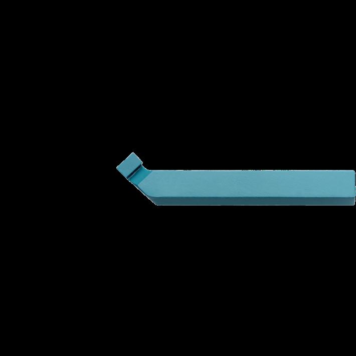 HM-tip DIN 4972-ISO 2 Gebogen Ruwbeitel links