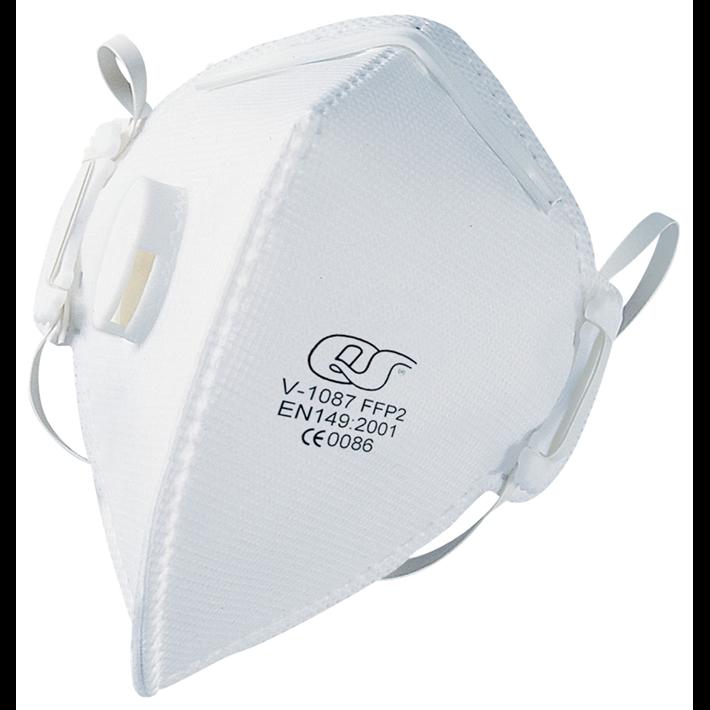 Stofmaskers fijnstof FFP 2 QS | Dust masks fine-dust FFP 2 QS | Staubmasken Feinstaub FFP 2 QS | Masques antipousserières FFP 2 QS