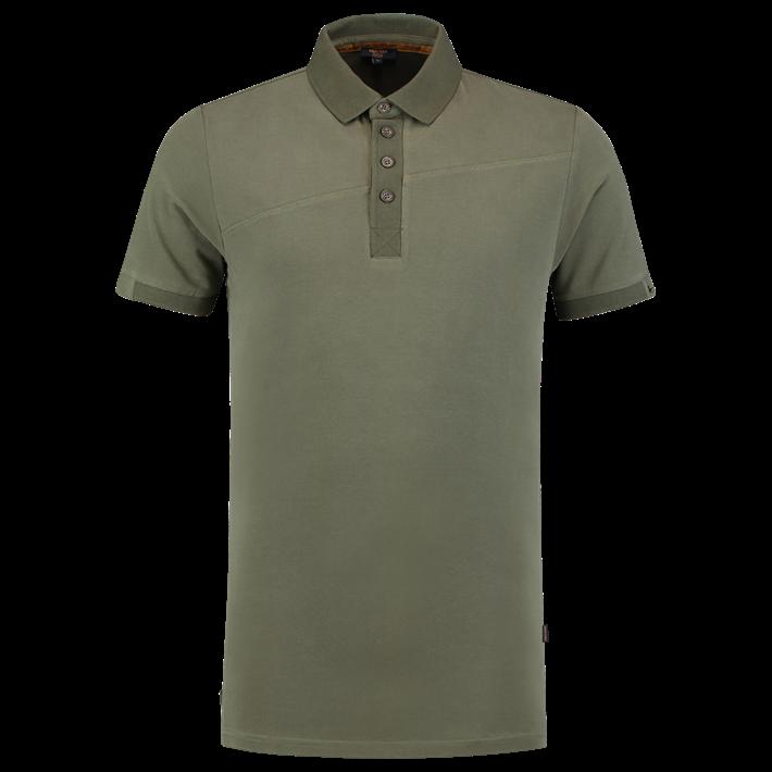 Tricorp Poloshirt Premium Naden Army