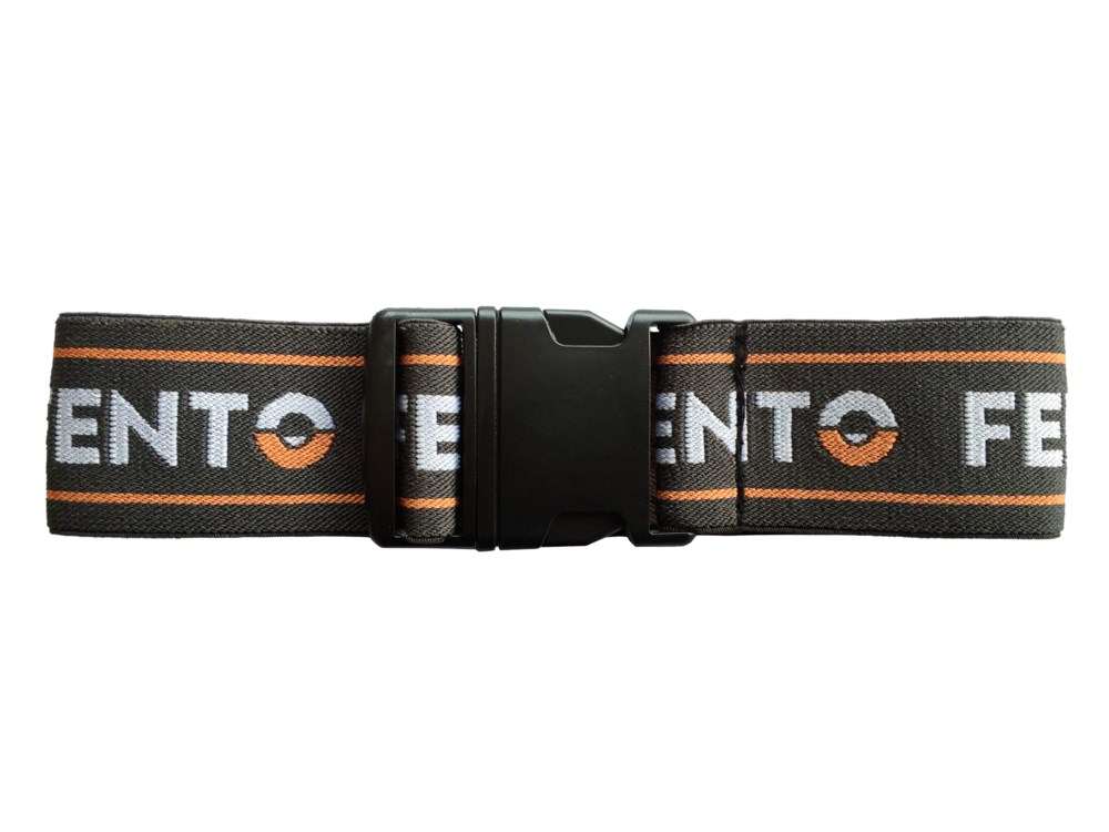 FENTO 150 Elastic straps with clip