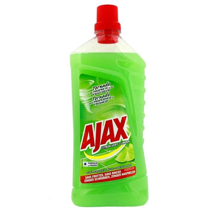 Ajax allesreiniger limoen 1,25lt