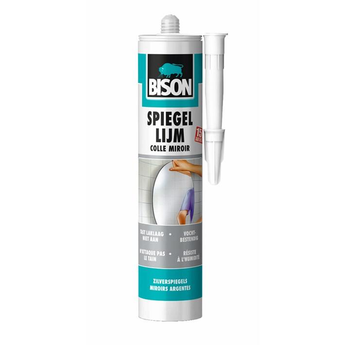1332600 Bison Spiegellijm Cartridge 425g NL/FR