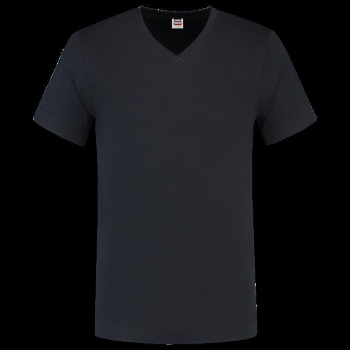 Tricorp T-shirt Vhals SlimFit Navy