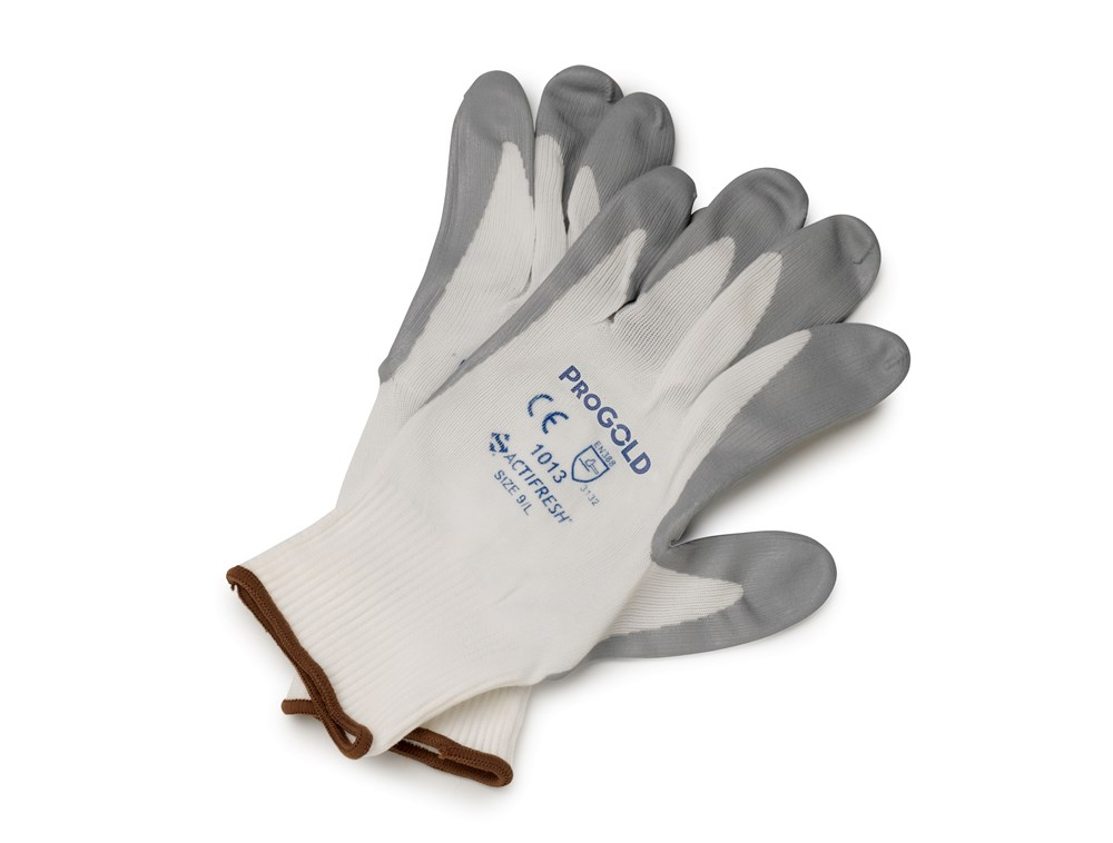 PG Handschoen Nitrilon Grijs mt: XL