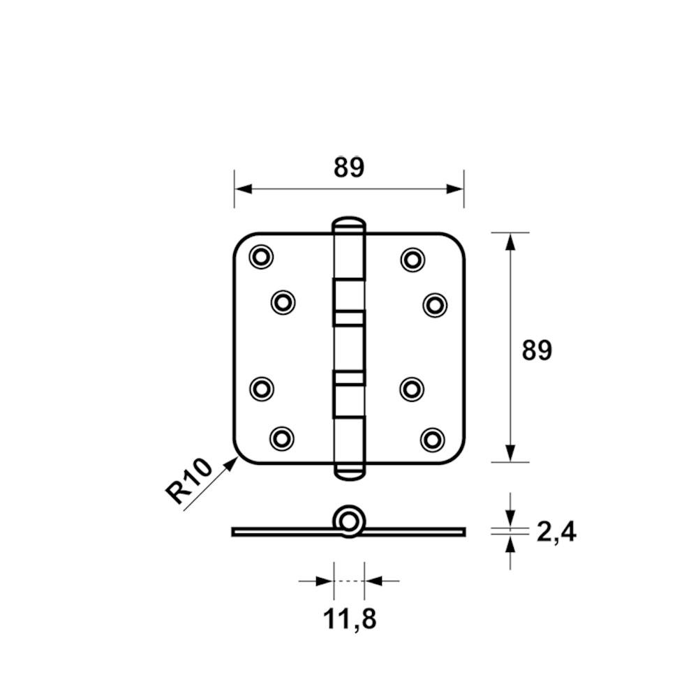kogellagerscharnier product maattekening 1533-25.png