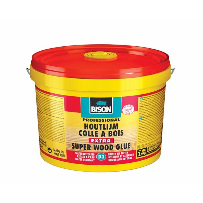 6306779 BS Houtlijm Extra Emmer 3 kg NL/FR/EN/GR