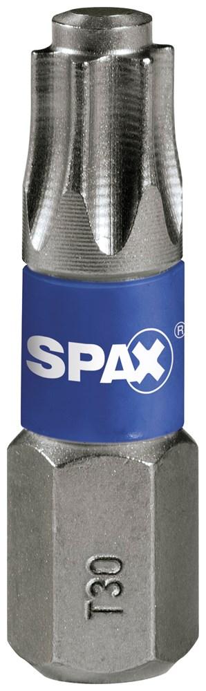 SPAX BIT TORX 30 T-STAR 5ST