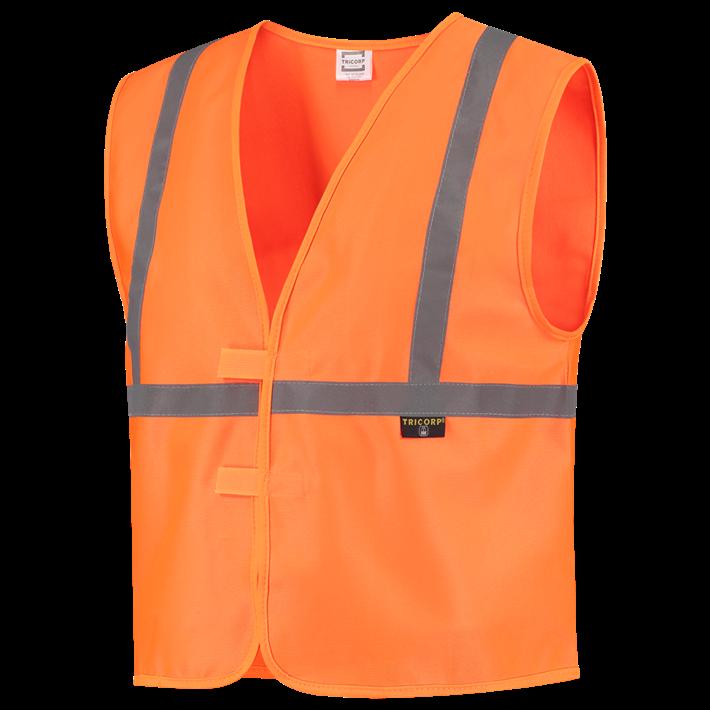 Veiligheidsvest EN1150 Kids 453020 Fluor Orange