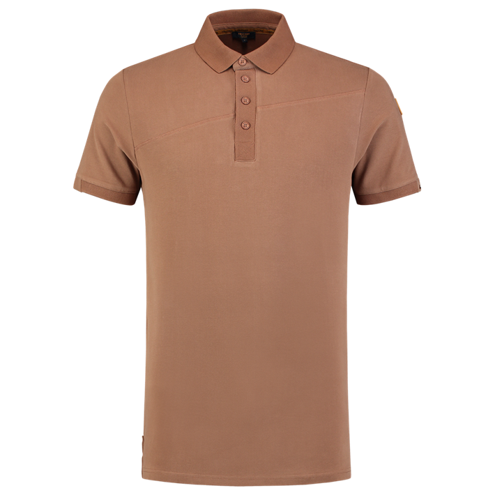 Tricorp Poloshirt Premium Naden Brown