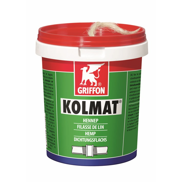 6150112 Griffon Kolmat® Hemp Dispenser 100 g NL/FR/EN/DE/ES
