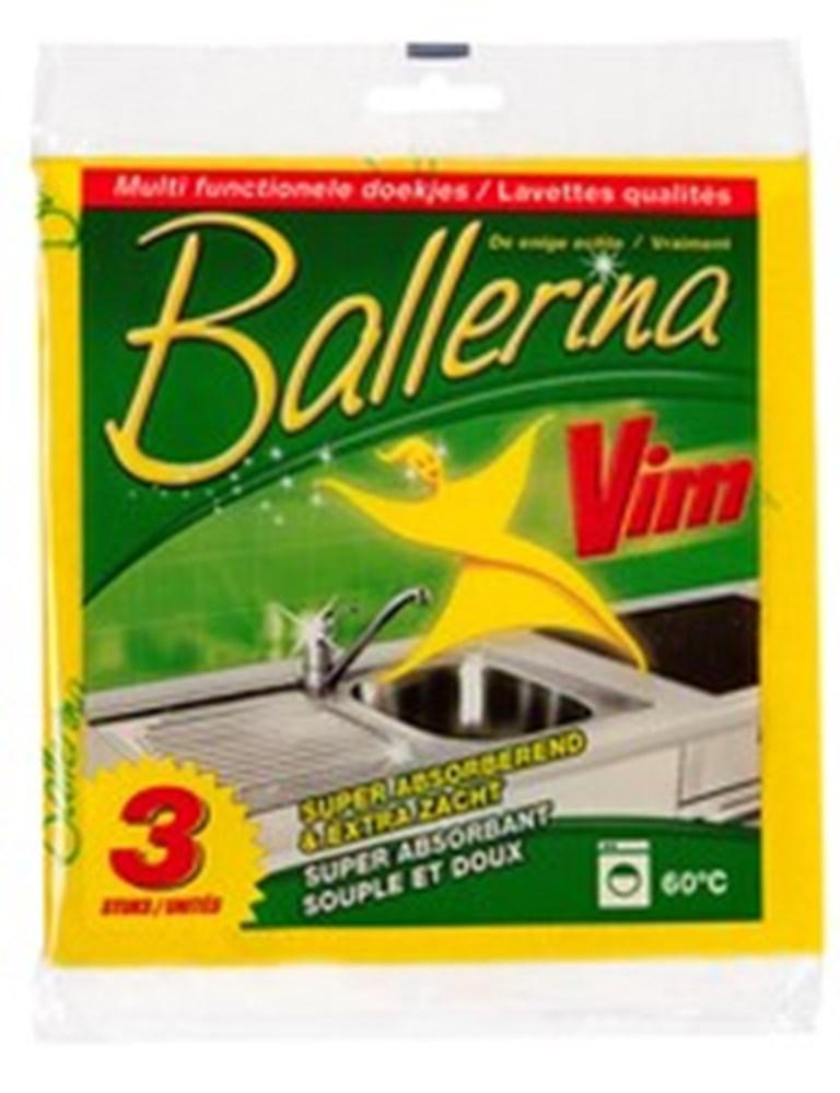 VAATDOEK (P3) BALLERINA