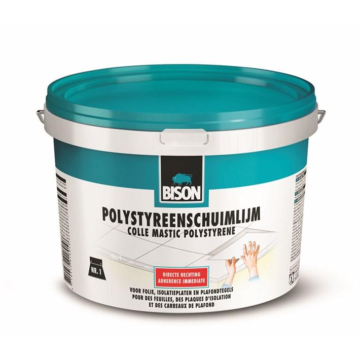 1345204 BS Polystyreenschuimlijm bucket 4 kg NL/FR